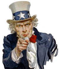 Uncle Sam : Federal Employee EEOC Submission Process