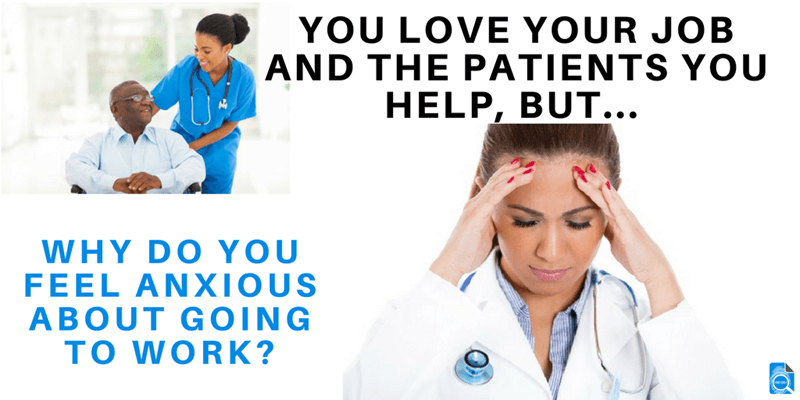 Nursing causing you stress?