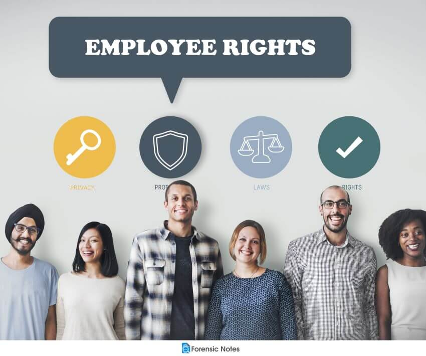 Employee Rights - Privacy - Protection - Laws - Rights