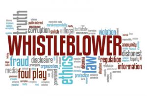 Whistleblower Graphic