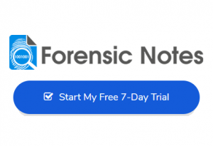 OSINT Tools: Capturing Evidence & Notetaking - Forensic Notes