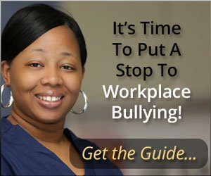 It's Time To Stop Workplace Bullying