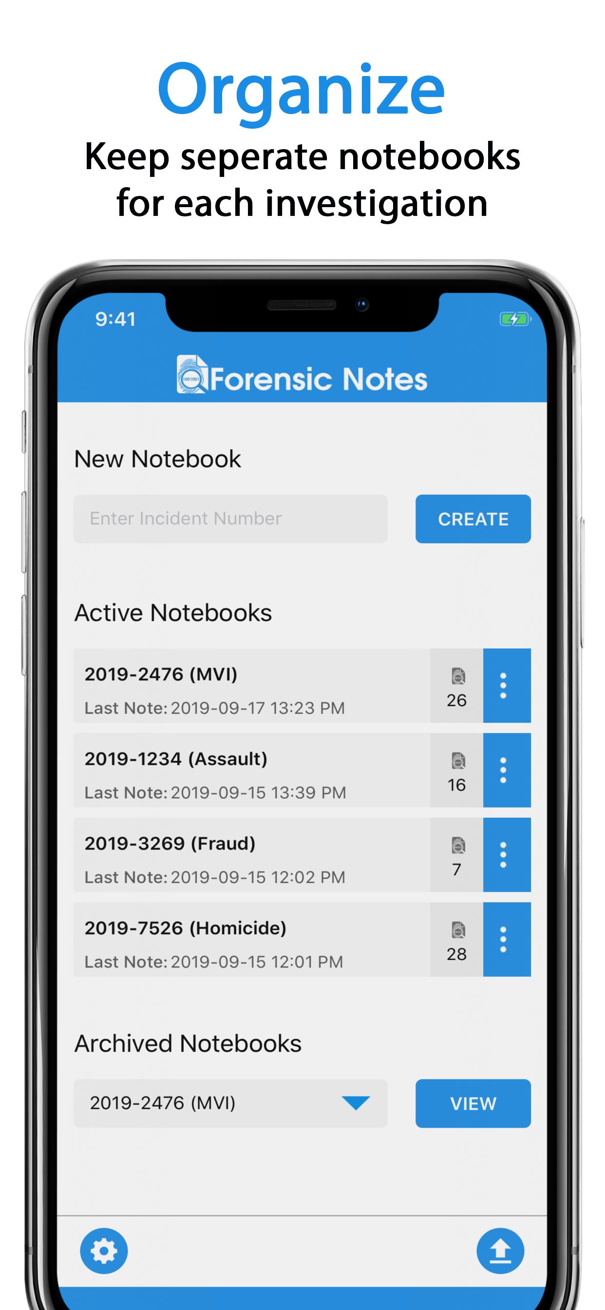 1 - Notebooks - iPhone X