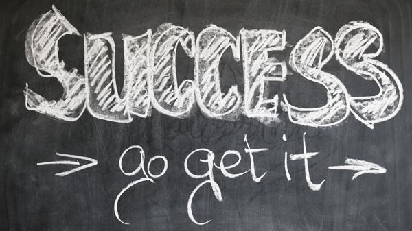 Succes Chalk Board